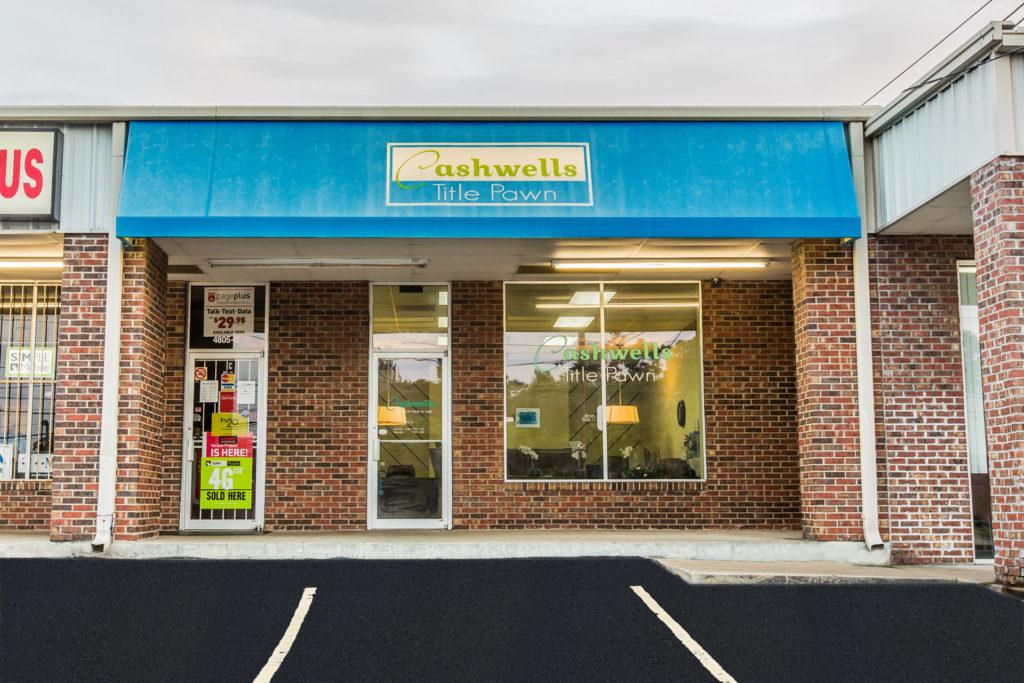 Cashwells Title Pawn - Buena Vista - Columbus, GA