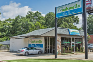 Cashwells Title Pawn - Manchester Expressway - Columbus, GA - Front